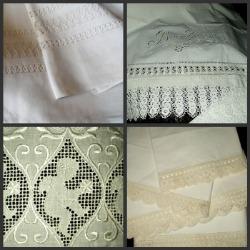 Vintage Bed Linens 104