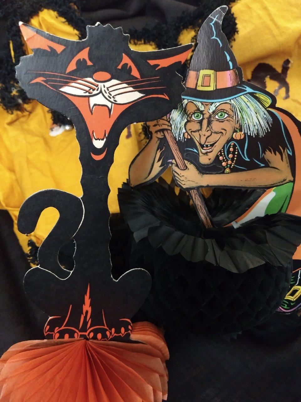 Sneak Preview Spooky Vintage Halloween Costume Wicked